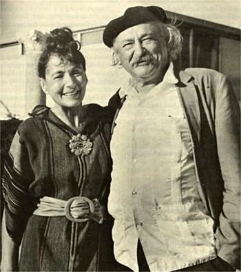 Jacques e Yulla Lipchitz